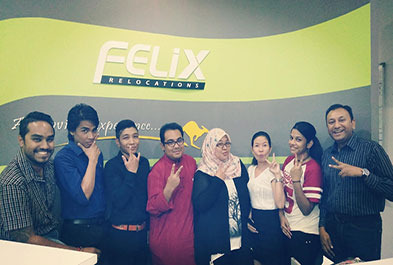 Felix Relocations Group